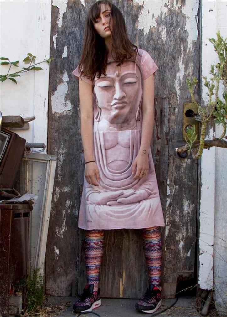 eBay Buddha dress BLOG