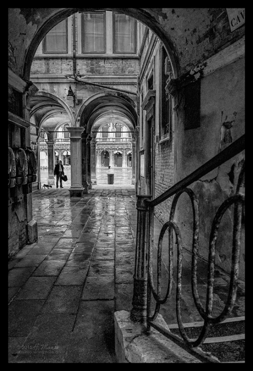 Old hallway 1570202 BW BLOG