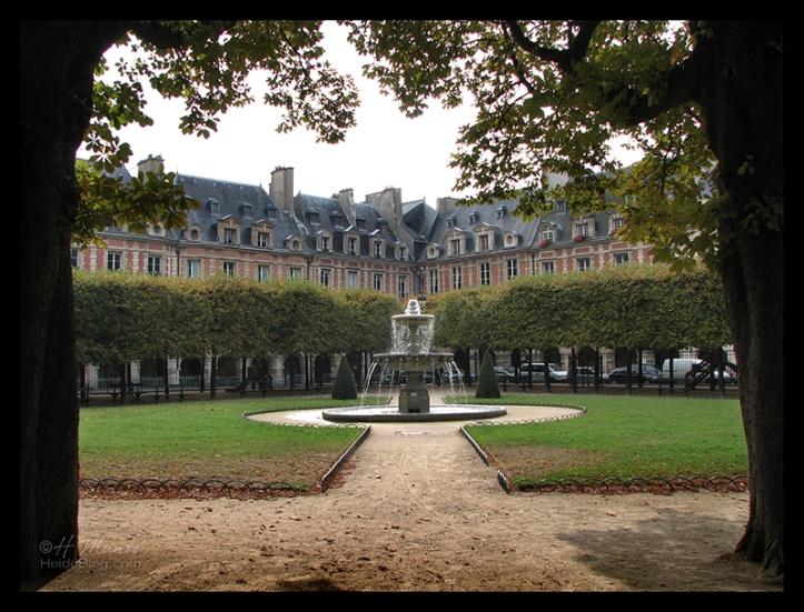 Paris Vosges 9 2007 BLOG