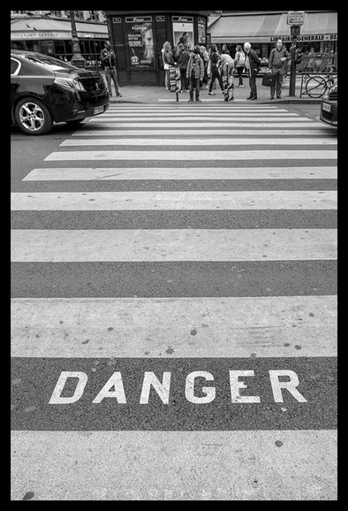 Danger St Michel 1100066 BW BLOG
