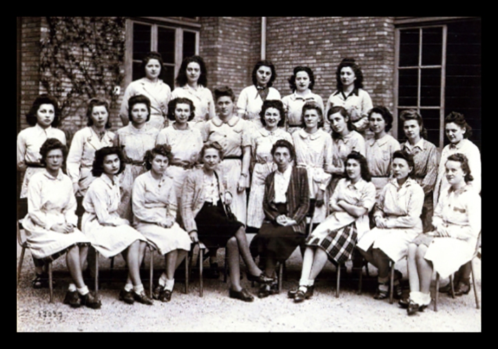 Lycée Victor Hugo 1942 1943 Louise Dillery