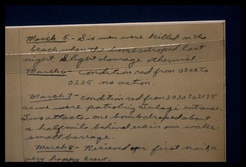 NOLA WWII diary 1000592 2 BLOG