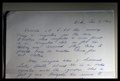 NOLA WWII diary 1000611 2 BLOG