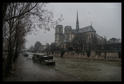Notre Dame in snow 1170078 CL BLOG