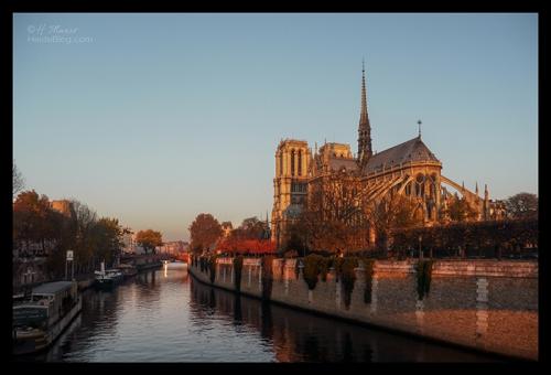 Notre Dame sunrise 1200099 CL BLOG