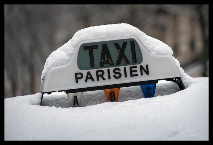 Taxi Parisien 1180305 BLOG