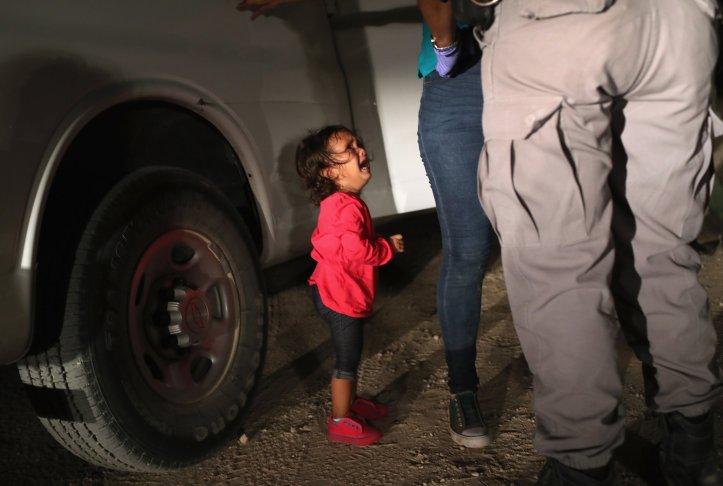 McAllen Texas immigrant arrest