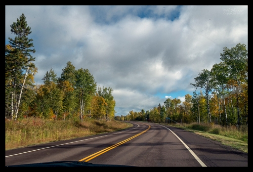 Fall color through windshield 1350143 BLOG