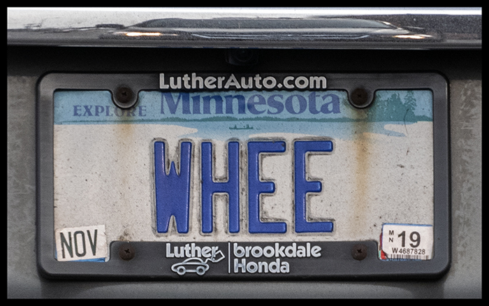 Minnesota whee license 1390826 BLOG