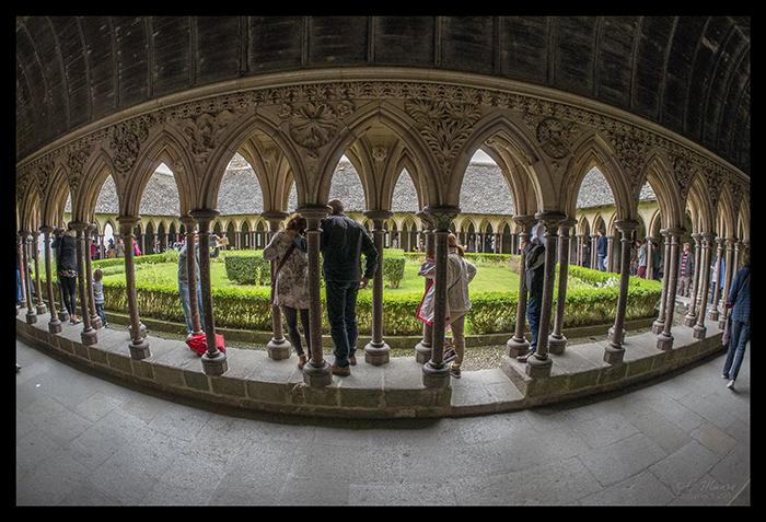 Mont St Michel cloister 1480848 BLOG