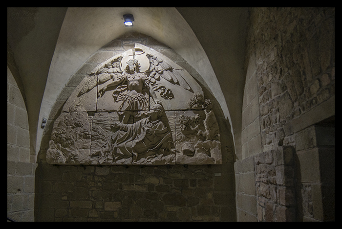 Mont St Michel frieze 1490001 BLOG