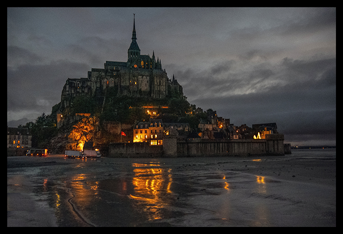 Mont St Michel morning 1490363 CL BLOG