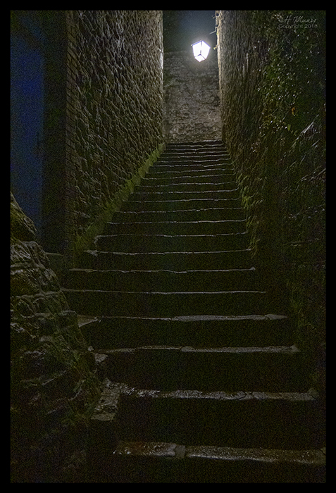 Mont St Michel stairs 1490307 BLOG